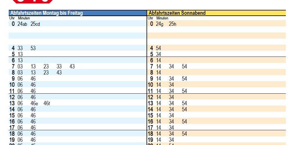 Neuerungen im Busverkehr nicht überall gelungen – SPD fordert Anpassung auf der Linie 340