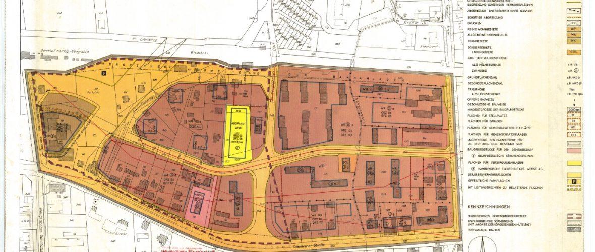 Dorflageweg – Stadtentwicklung in Bahnhofsnähe