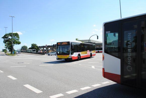Harburger ZOB erweitern Radverkehr am Harburger Bahnhof verbessern